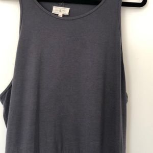 Lou & Grey Dresses - Lou & Grey dark gray dress